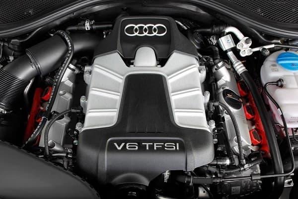 Двигатель Audi A6 2019 года