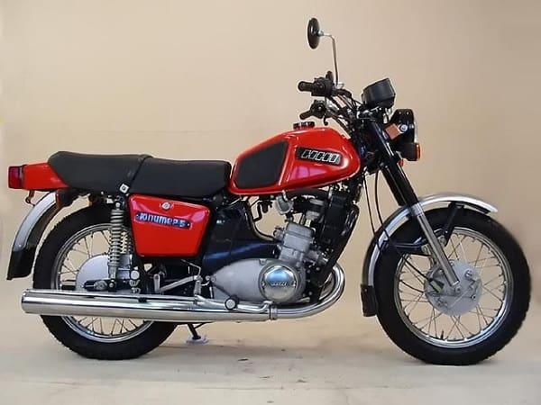 Мотоцикл ИЖ Юпитер-5