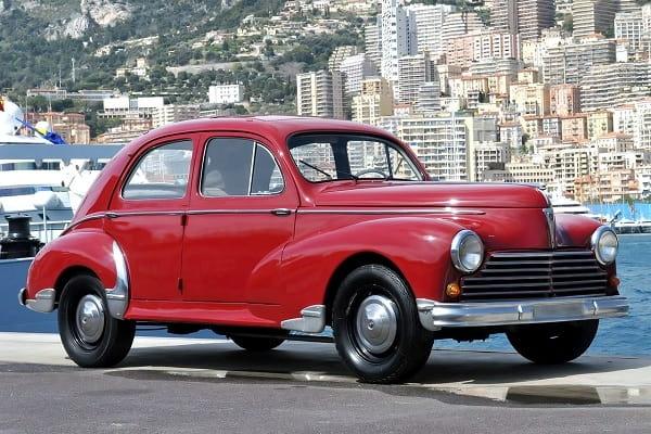 Peugeot 203 S 1949 года