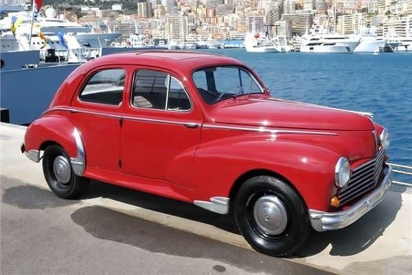 Peugeot 203 S 1949
