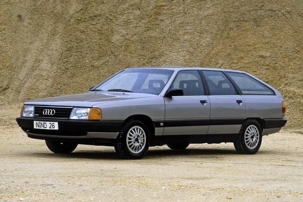 Audi 100 C3 1990 года