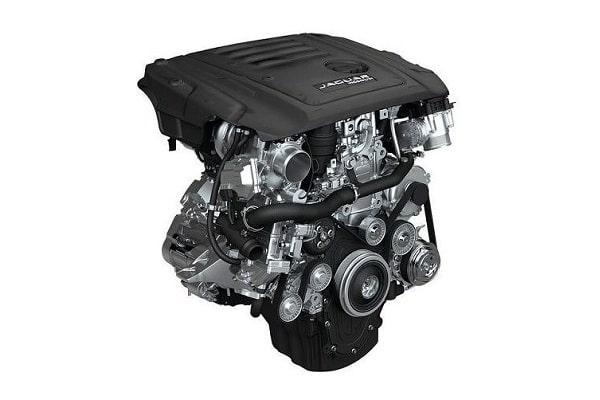 Двигатель Jaguar-E-Pace-2019