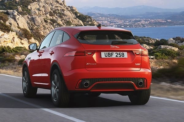 Jaguar E-Pace «Chequered Flag»