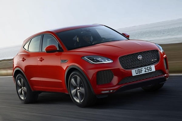 Jaguar E-Pace «Chequered Flag» 2020
