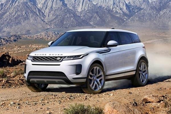Обзор Range Rover Evoque 2