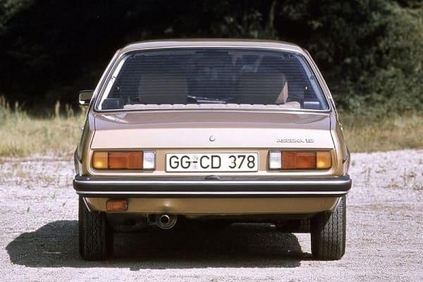 Opel Ascona Berlina 1979 года