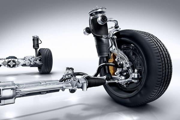 Подвеска атомобиля