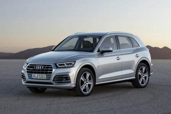 Audi Q5 2019 года
