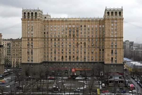 Дом сталинского периода