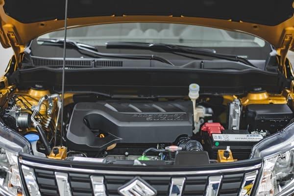 Двигатель Suzuki Vitara 2020
