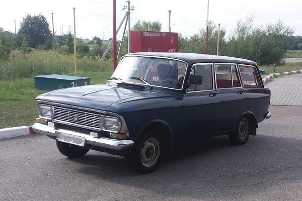 Москвич 426 1971 года