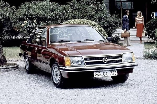 Ретро обзор Opel Commodore 3 поколения 1982 года