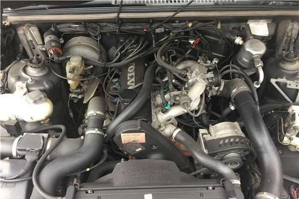 Двигатель 2.3 литра Volvo 740