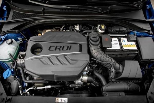Двигатель Kia XCeed 2020 года