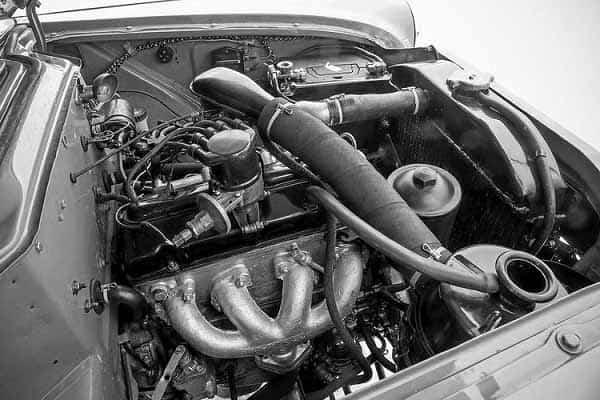 Двигатель Москвич 411