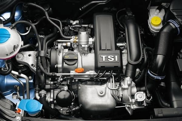 Двигатель Skoda Rapid 2020