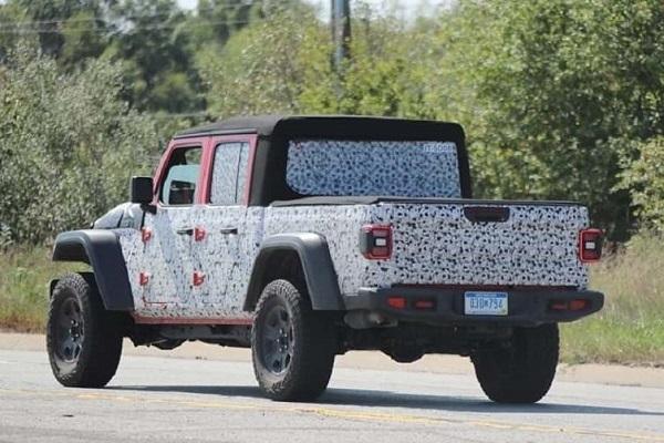 Jeep Gladiator Hercules