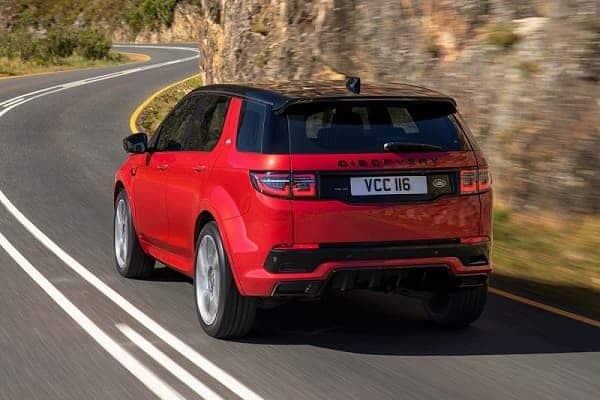 Кроссовер Land Rover Discovery Sport 2019 года