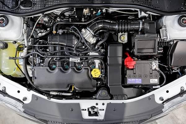 Двигатель LADA Largus CNG