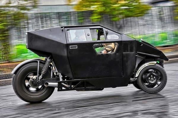 Электрический трицикл