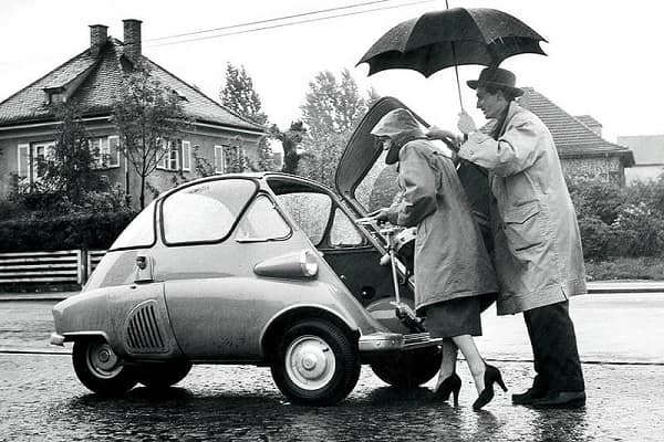 Микролитражка BMW