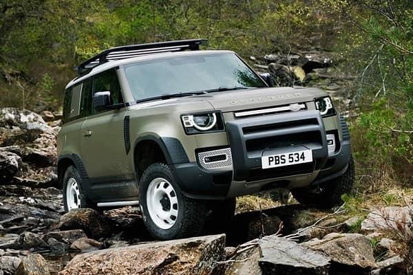 Внедорожник Land Rover Defender 2020