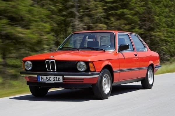 BMW E21 1976 года