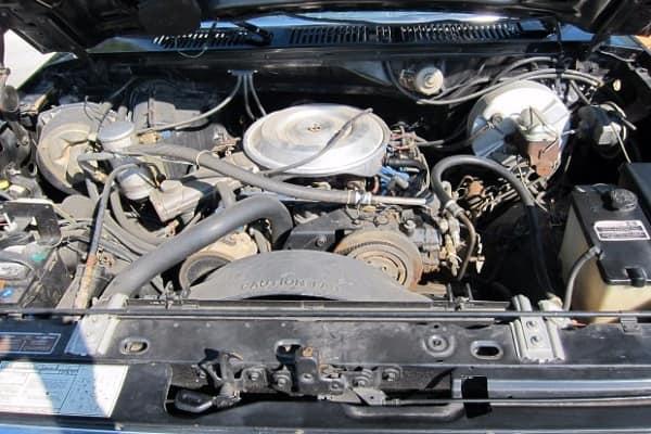 Двигатель Ford Bronco 1981 года