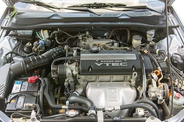 Двигатель Honda Prelude 1997 (5 поколение)