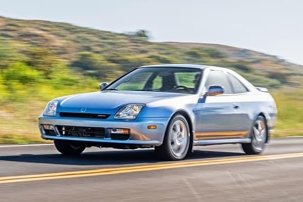 Honda Prelude 1997 (5 поколение)