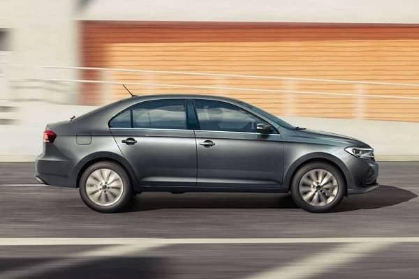 Лифтбек Volkswagen Polo 2020 года