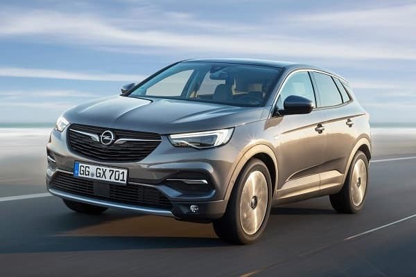 Обзор Opel Grandland X 2019 года