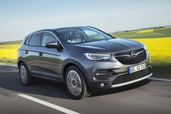 Обзор Opel Grandland X 2019