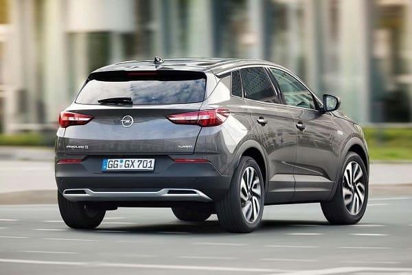 Обзор Opel Grandland X