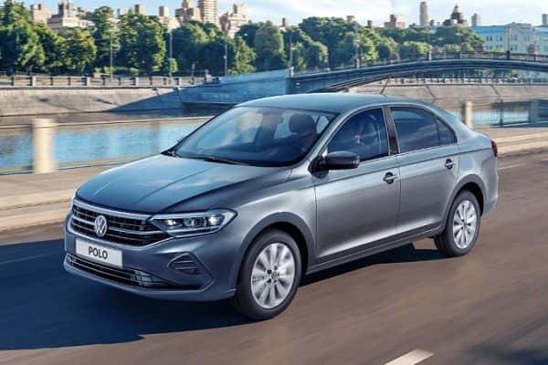 Volkswagen Polo 2020 года