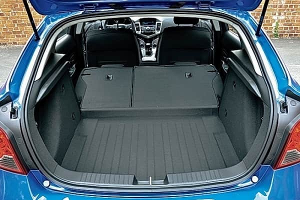 Багажник в машине