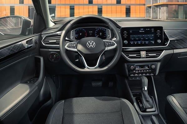 Салон Volkswagen Polo 2020 года