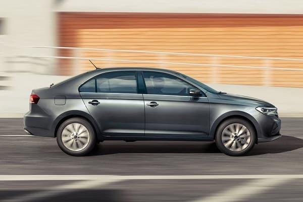 Седан Volkswagen Polo 2020 года