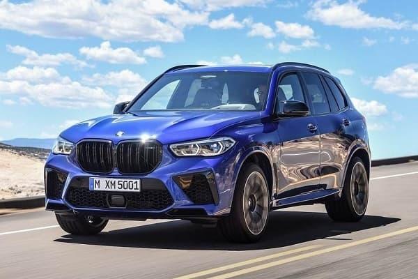 BMW X5 M 2020 года