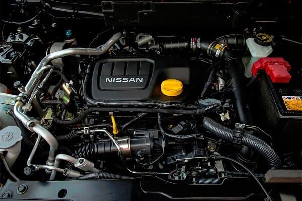Двигатель Nissan X-Trail 2020 года