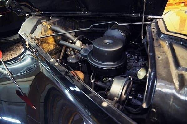Двигатель ЗИС 115