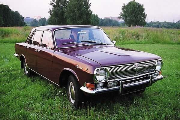 ГАЗ-24-Волга