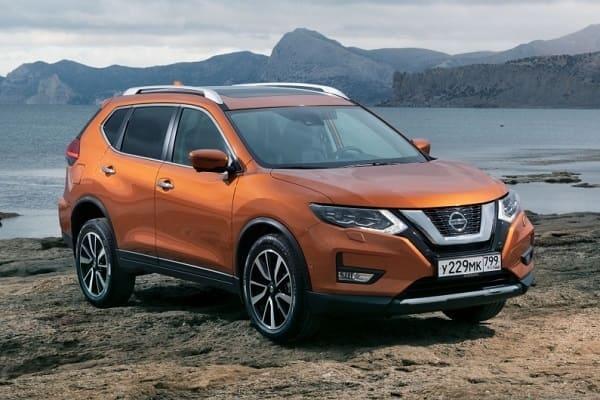 Новый Nissan X-Trail 2020 года