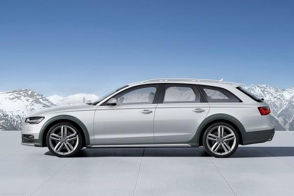 Универсал Audi A6 Allroad Quattro 3.0 TDI