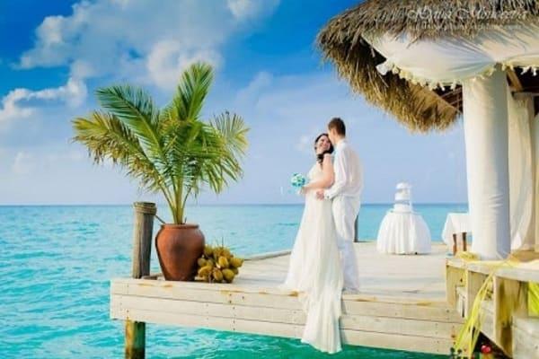 Продумайте свадебный тур заранее