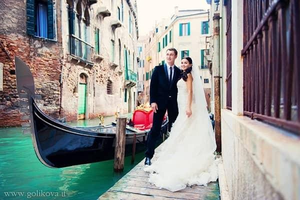 Свадебное путешествие в Венецию-min