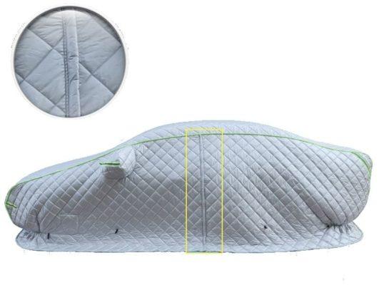 Автомобильный тент с электроподогревом