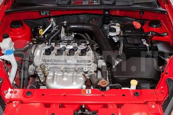 Двигатель FAW Oley 2020 года