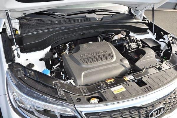 Двигатель Киа Соренто 2020 года