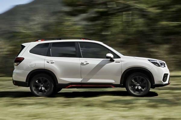 Новый Subaru Forester Sport